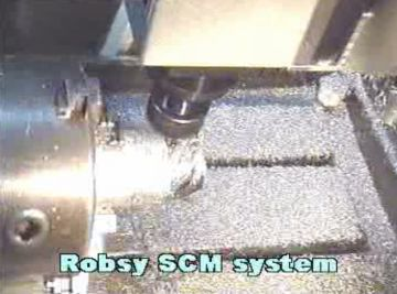Robsy 3D CAM for milling video