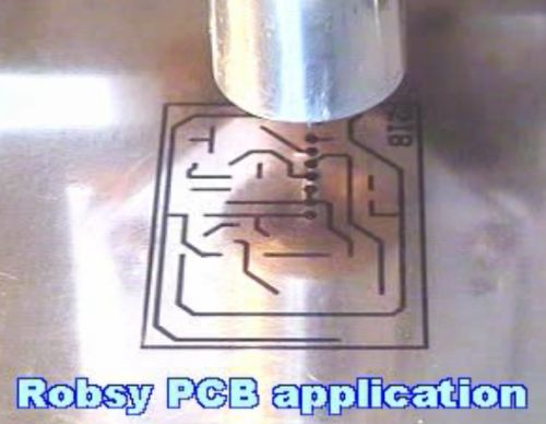 Robsy PCB drawing video
